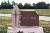 Newcombe Monument